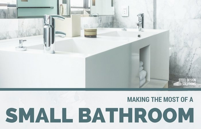 Making the Most of a Small Bathroom Tips