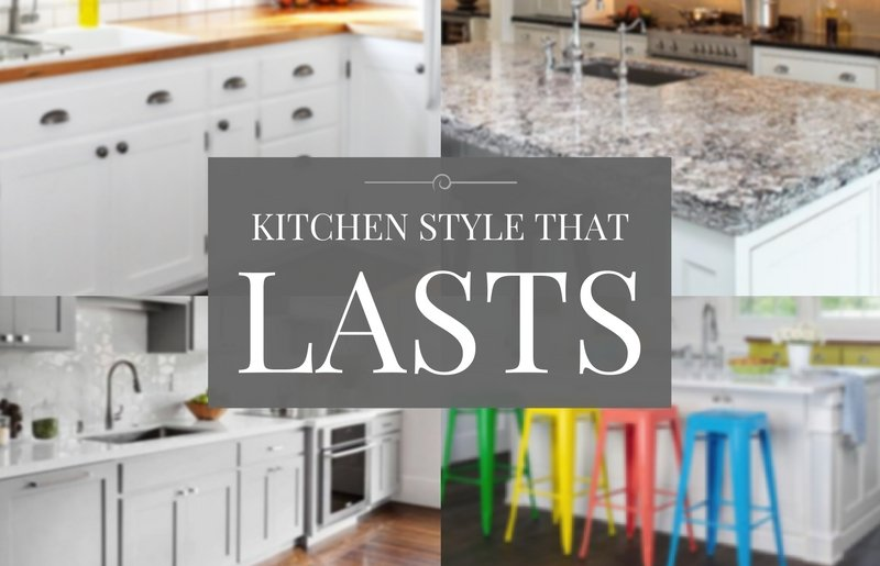 Kitchen Style That Lasts