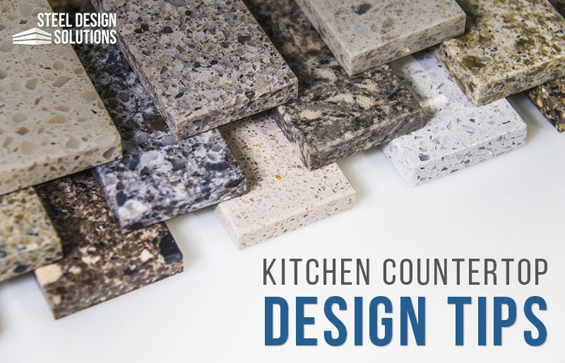 Kitchen Countertop Design Tips