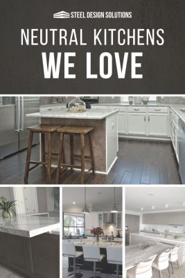 Neutral Kitchens We Love