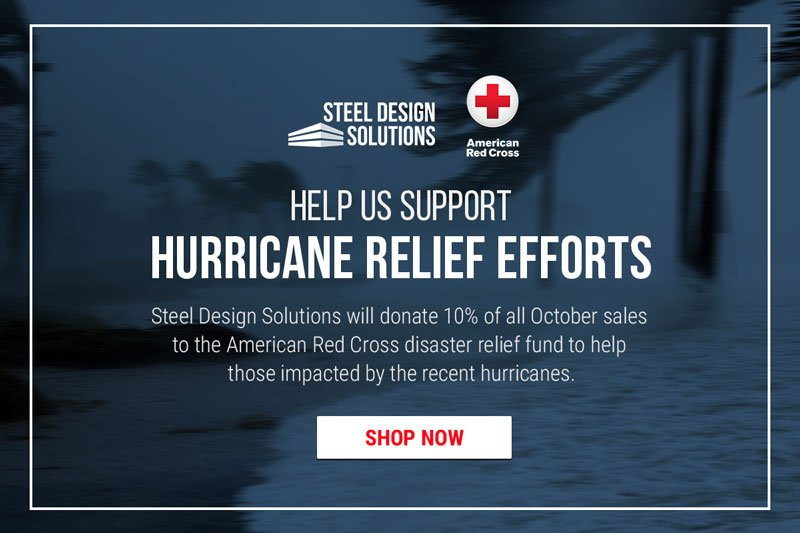 Help support Hurricane Relief. We are donating 10% of all October sales to the American Red Cross disaster relief fund to help those impacted by Hurricane Harvey and Hurricane Irma.