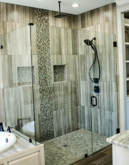 luxury bathroom by Avant Innovations and Design