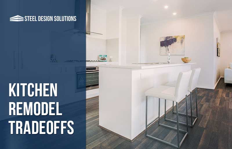 kitchen remodel tradeoffs